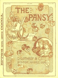 Cover of the book The Pansy Magazine, May 1886 by Various