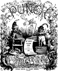 Cover of the book Punch, or the London Charivari, Vol. 109, 16th November, 1895 by Various