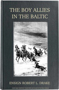 Cover of the book The Boy Allies in the Baltic by Clair W. (Clair Wallace) Hayes