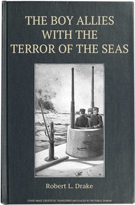 Cover of the book The Boy Allies with the Terror of the Seas by Clair W. (Clair Wallace) Hayes