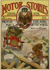 Cover of the book Motor Matt; or, The King of the Wheel by Stanley R. Matthews