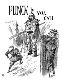 Cover of the book Punch, or the London Charivari Volume 107, September 22nd, 1894 by Various