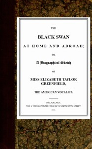 Cover of the book The Black Swan at Home and Abroad by Anonymous