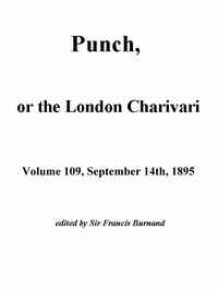 Cover of the book Punch, or the London Charivari, Vol. 109, September 14th, 1895 by Various