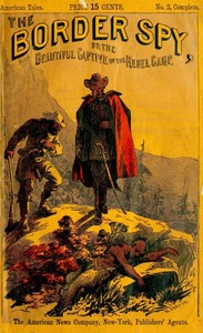Cover of the book The Border Spy by Lieut. Col. Hazeltine