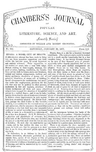 Cover of the book Chambers's Journal of Popular Literature, Science, and Art, No. 682 by Various