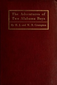 cover for book The Adventures of Two Alabama Boys