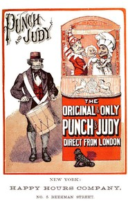 cover for book Punch and Judy