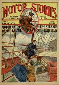 Cover of the book Motor Matt's Daring Rescue by Stanley R. Matthews