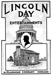 Cover of the book Lincoln Day Entertainments by Various