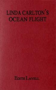cover for book Linda Carlton's Ocean Flight