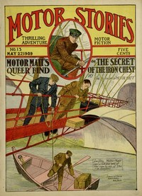 Cover of the book Motor Matt's Queer Find by Stanley R. Matthews