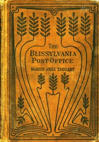 cover for book The Blissylvania Post-Office