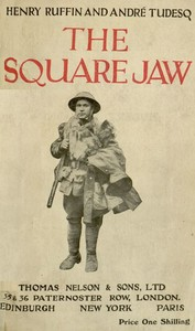 cover for book The Square Jaw