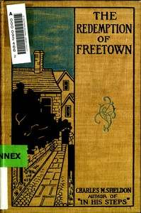 cover for book The Redemption of Freetown