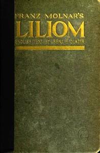 cover for book Liliom