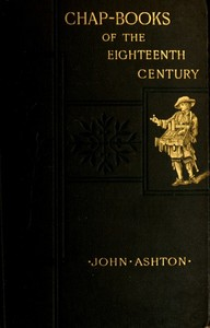 cover for book Chap-books of the Eighteenth Century