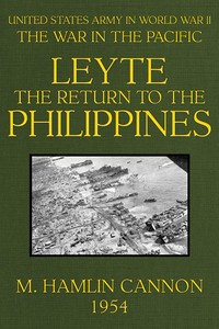 Cover of the book Leyte: The Return to the Philippines by M. Hamlin Cannon
