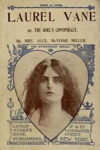 Cover of the book Laurel Vane by Mrs. Alex. McVeigh Miller