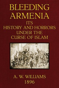 cover for book Bleeding Armenia