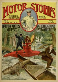 Cover of the book Motor Matt's Quest by Stanley R. Matthews