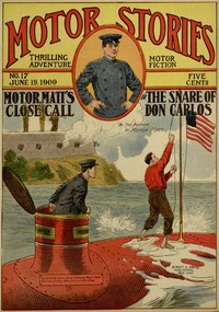 Cover of the book Motor Matt's Close Call by Stanley R. Matthews
