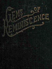 Cover of the book Gems of Reminiscence by Various
