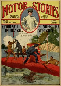 Cover of the book Motor Matt In Brazil by Stanley R. Matthews