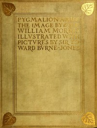 cover for book Pygmalion and the Image