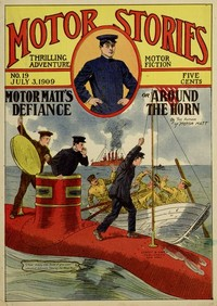 Cover of the book Motor Matt's Defiance by Stanley R. Matthews