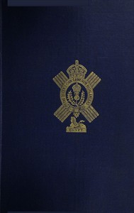 cover for book The History of the 7th Battalion The Queen's Own Cameron Highlanders
