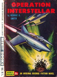 Cover of the book Operation Interstellar by George O. (George Oliver) Smith