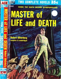 Cover of the book Master of Life and Death by Robert Silverberg