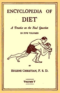 cover for book Encyclopedia of Diet, Vol. 5 (of 5)