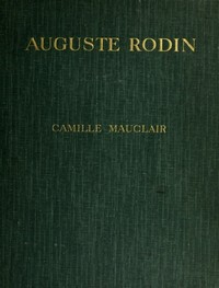 cover for book Auguste Rodin