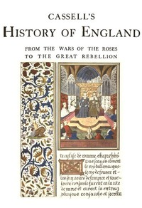 Cover of the book Cassell's History of England, Vol. II (of 8) by Anonymous