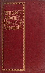cover for book The Story of Beowulf