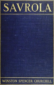 Cover of the book Savrola: A Tale of the Revolution in Laurania by Winston Churchill