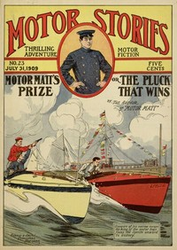 Cover of the book Motor Matt's Prize by Stanley R. Matthews