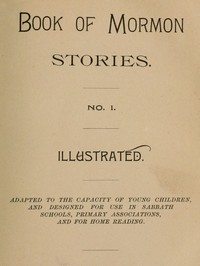Cover of the book Book of Mormon Stories by Anonymous
