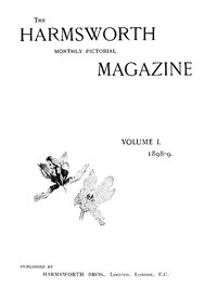 Cover of the book The Harmsworth Magazine, Vol. 1, 1898-1899, No. 4 by Various