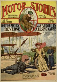 Cover of the book Motor Matt's Reverse by Stanley R. Matthews