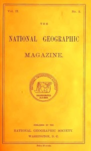 Cover of the book The National Geographic Magazine, Vol. II., No. 2, May, 1890 by Various