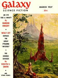 Cover of the book The Ignoble Savages by Evelyn E. Smith