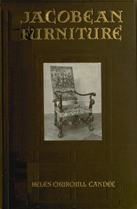 cover for book Jacobean Furniture and English Styles in Oak and Walnut