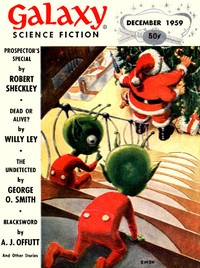 Cover of the book The Undetected by George O. (George Oliver) Smith