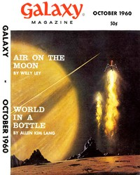 Cover of the book World in a Bottle by Allen Kim Lang