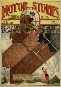 Cover of the book Motor Matt's Engagement by Stanley R. Matthews