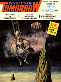 Cover of the book Third Planet by Murray Leinster