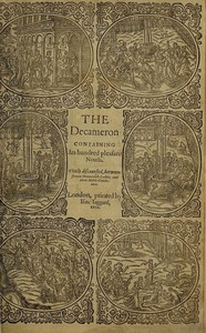 Cover of the book The Decameron (Day 1 to Day 5) by Giovanni Boccaccio